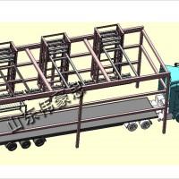 工业盐机器人装车机 袋料自动装车机设备