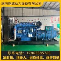 玉柴600kw发电机组