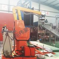 移动式自动卸垛机 氧化锌机械手拆垛机