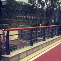 深圳河道锌钢护栏 桥梁景观栏杆生产厂家 惠州不锈钢围栏