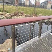 深圳河堤护栏 东莞河道景观护栏厂家 桥梁防护栏杆