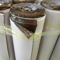 潍坊工厂 自粘单面聚合物改性沥青防水卷材 双面防水材料