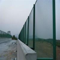 防抛网生产厂家 深圳高速公路隔离栅 桥梁防坠网