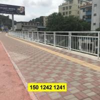 城市交通防爬围栏 深圳人行道护栏 公路甲型护栏网