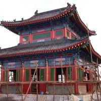 甘肃兰州园林古建筑工程公司一级施工 勘察设计甲级资质承揽工程
