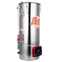 大容量商用研磨无渣免虑豆浆机12L 15L 20L打浆机