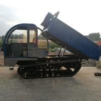 自卸车载重5吨改造履带运输车