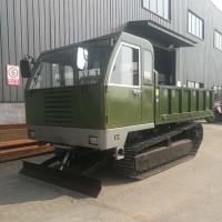 各种履带运输车5吨橡胶履带运输车