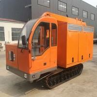 改造履带运输车小型修水渠履带爬山虎